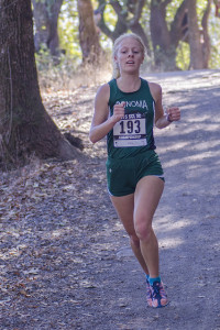 Maddy Libbey Senior, Sonoma Valley 8th SCL, 40th NCS D III, won 1 tri-meet