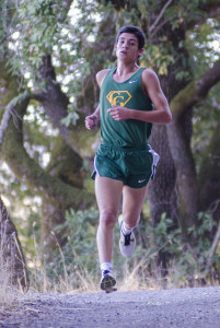 Matt Salazar Senior, Casa Grande Sr Viking & Castro Vly Champ, 1st Mt Sac race, 7th Stanford D II, 5th NBL, 4th Rancho