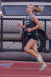 McKenna Sell Sophomore, Sonoma Academy  2nd CMC, 32nd State D V, 15th NCS, 3rd Rahm, 2nd Fr/So Viking