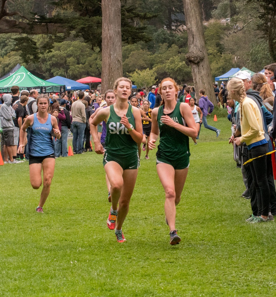 41 Amy STANFIELD (JR) SONOMA VALLEY 19:36.7