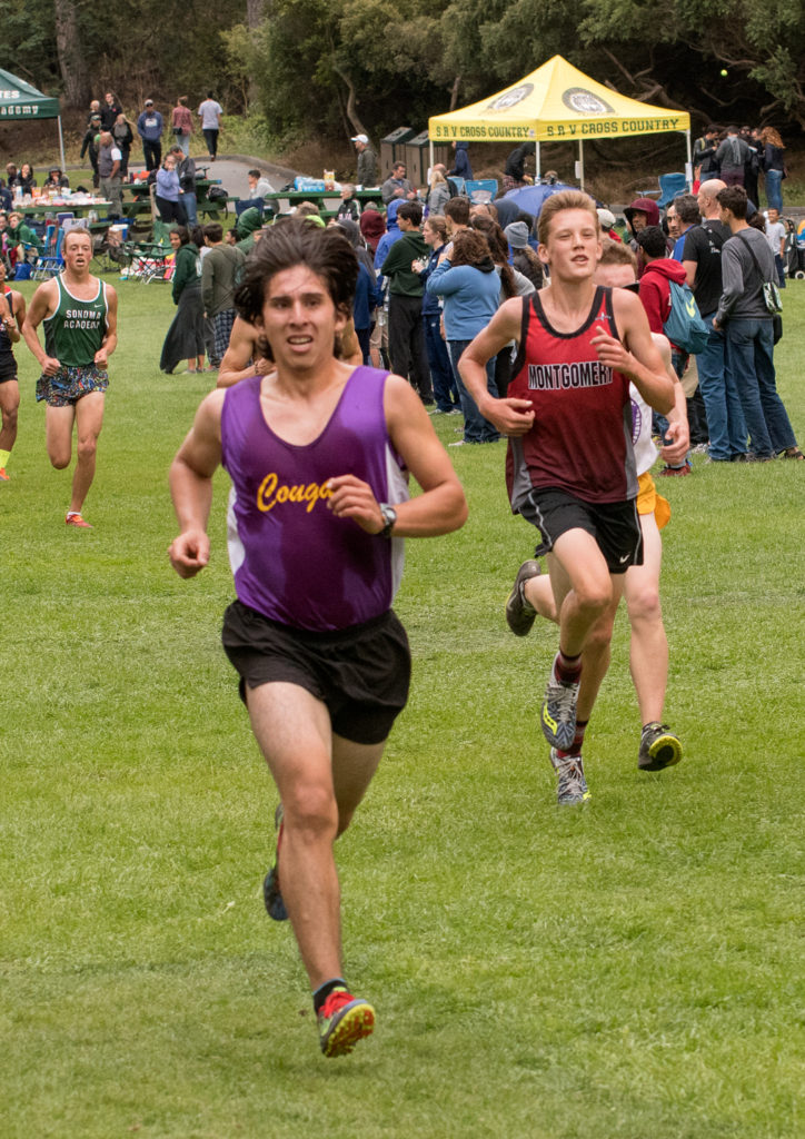 79 Kyle THEURKAUF (SO) MONTGOMERY 16:49.3