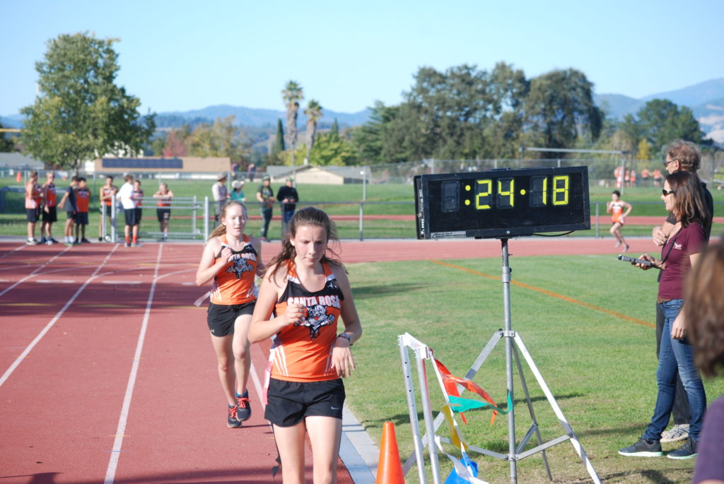 3rd Brooke Thompson		24:21	Santa Rosa