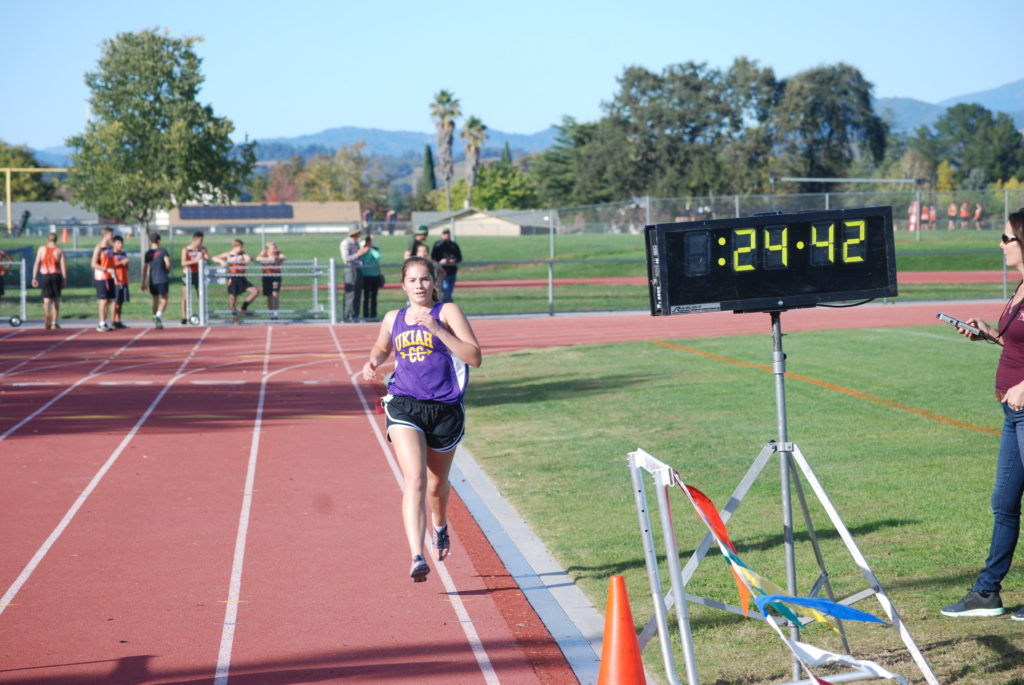 7th Naomi Brown		24:45	Ukiah