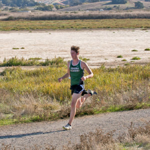 JV Boys Winner, August O'Neil Sonoma Academy in 18:29