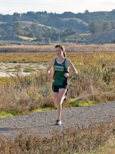 5th, Amelia McDonald, Sonoma Academy in 20:23